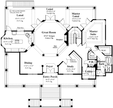 southern style house plan 3 beds 3 5 baths 2756 sq ft plan 930