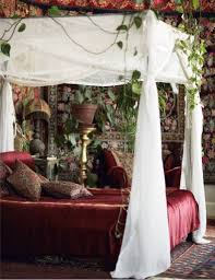 Bohemian Bed Canopy Dishfunctional Designs Dreamy Bohemian Bedrooms How To Get The Look