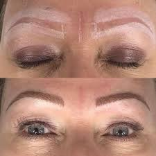 microblading aftercare u2013 do u0027s and don u0027ts instructions for best