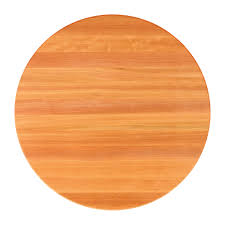 dining table tops round solid cherry butcher block dining top