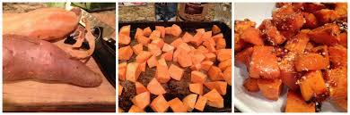 easy thanksgiving side dish scalloped white and sweet potatoes