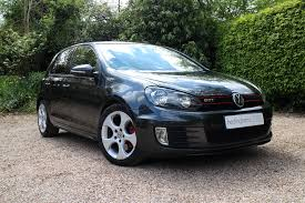 used 2010 volkswagen golf gti mk5 mk6 for sale in berkshire