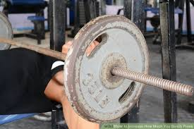 Increase My Bench Press Max How To Increase How Much You Bench Press 9 Steps With Pictures