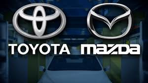 mazda brand illinois out of running for toyota mazda manufacturing plant