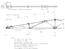 farm structures ch4 structural design trusses frames figure 4 7 finished design of roof truss