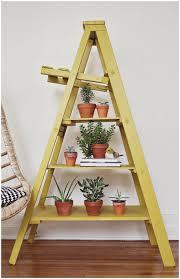 Wooden Ladder Bookcase by Fresh Your Interior With Ladder Display Shelf Design U2013 Modern