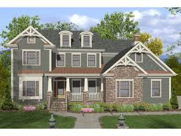craftsman style house plans two story new two story craftsman style house plans new home plans design