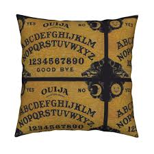 Ouija Board Coffee Table by Vintage Ouija Fabric Cindersonfiber Spoonflower