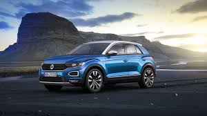 2018 volkswagen t roc review top speed