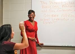 Make Up Classes In Detroit Audio A Moment That Sealed The Detroit Schools U0027 Fate Detroit