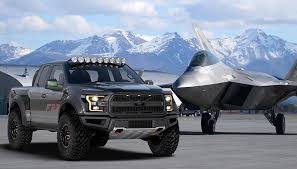 ford raptor truck pictures one of a ford f 22 raptor f 150 auctioned to support eaa