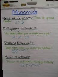 multiplying monomials 5 articles and worksheets