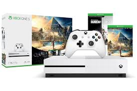 siege xbox one xbox one s 1tb with assassin s creed origins rainbow 6 siege