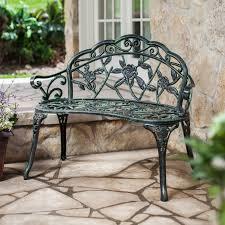 garden bench from metal every garden needs a bank fresh