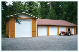 northwest garages general contractor rv garages and more
