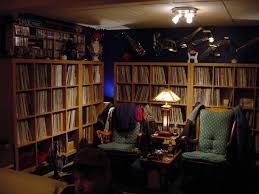 Vinyl Record Bookcase Ikea Expedit Vinyl Records Cabinet Modification Storage