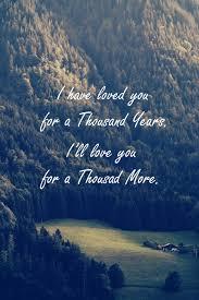 Wedding Quotes Lyrics Christina Perri A Thousand Years Turn It Up Pinterest