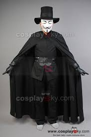v for vendetta costume v for vendetta fawkes costume v for vendetta