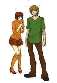velma costume shaggy and thelma costumes picture number 3 is velma and shaggy