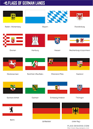 Germany Ww1 Flag Flags Of German Provinces Bavaria Is Too Good Vexillology