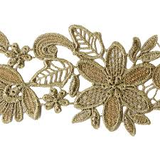 gold lace ribbon compare prices on gold lace ribbon trim online shopping buy low