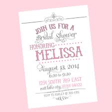 Party Invite Cards Bridal Party Invitations Kawaiitheo Com