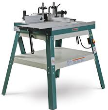 Fine Woodworking Magazine Router Reviews by Router Table G0528 Finewoodworking