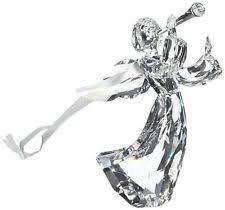 swarovski crystal angel ornament ebay