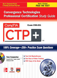 comptia ctp convergence technologies professional certification