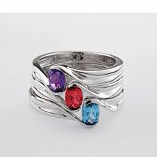s day birthstone rings 65 best family jewelry rings images on jewelry
