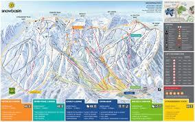Map Of Utah Ski Resorts by Utah Ski Maps Snowbasin Ski Resort Trail Map