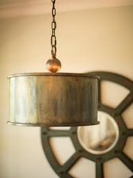Diy Drum Pendant Light by Which Living Room Is Your Favorite Diy Network Blog Cabin