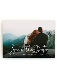save the dates 25 save the date ideas we and where to buy them