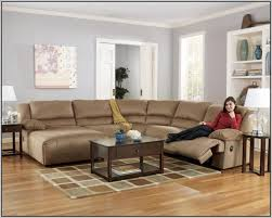 Sofa With Chaise Lounge And Recliner by Astonishing Sectional Sofa With Chaise Lounge And Recliner 55 In