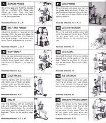 Bench Press Workout Routine Chart Weider Exercise Chart Real Fitness