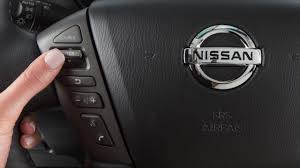 2017 nissan armada steering wheel audio controls youtube