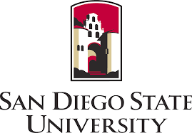 San Diego State University Map by Dr Ming Hsiang Ming Tsou Professor Department Of Geography