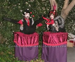 Halloween Illusion Costumes Halloween Illusion Costumes Contortionists