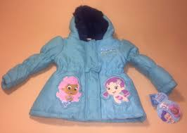 Bubble Guppies Toddler Bedding by Bubble Guppies Toddler Jacket Coat New 2t 232476642270