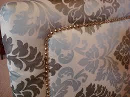 dishing up design diy upholstered headboard with nailhead trim