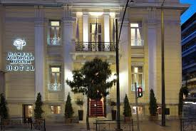 acropolis boutique museum hotel location in athens greece