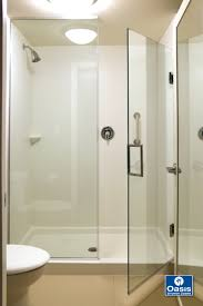 Glass Door For Showers Frameless Glass Shower Spray Panel Oasis Shower Doors Ma Ct Vt Nh