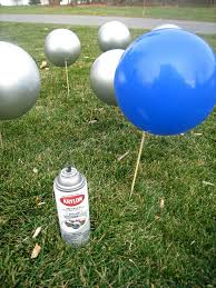 diy outdoor lawn decorations best 25 large outdoor