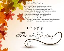 happy thanksgiving poems quotes like success