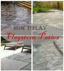 flagstone patio and simple garden patios pinterest flagstone