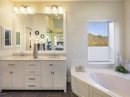 contemporary master bathroom with specialty door u0026 high ceiling in