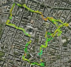 Urban Map Measure And Map Noise Pollution With Your Mobile Phone 4 Steps
