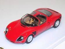 alfa romeo 1 43 diecast u0026 toy cars ebay
