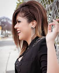 layered hairstyles with bangs and tuck behind the ears long layered hairstyles 2016 with blunt bangs hairstyles 2016