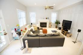 How To Make A Family Room Comfortable For Toddlers And Grownups - Comfortable family room
